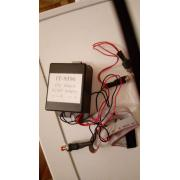 Драйвер для неона IT-9396 до 1м тумблер + кнопка