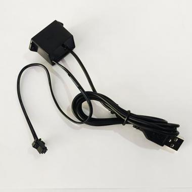Инвертор для холодного неона El wire 6V до 3-х метров без корпуса