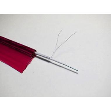 """Электролюминесцентный провод T-Type LighTech® с """"ножкой"""" - диаметр 3.2мм для одежды"""