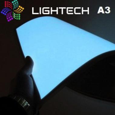 Электролюминесцентная панель А3 29,7х42 см