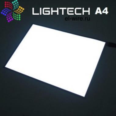 Электролюминесцентная панель А4 21х29,7 см