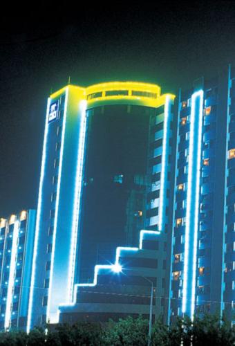 Неоновая подсветка с помощью гибких светящихся проводов